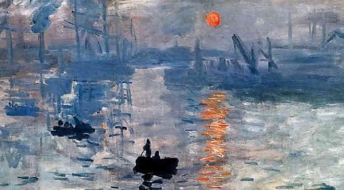 Impressionism Art And Its Rise In History